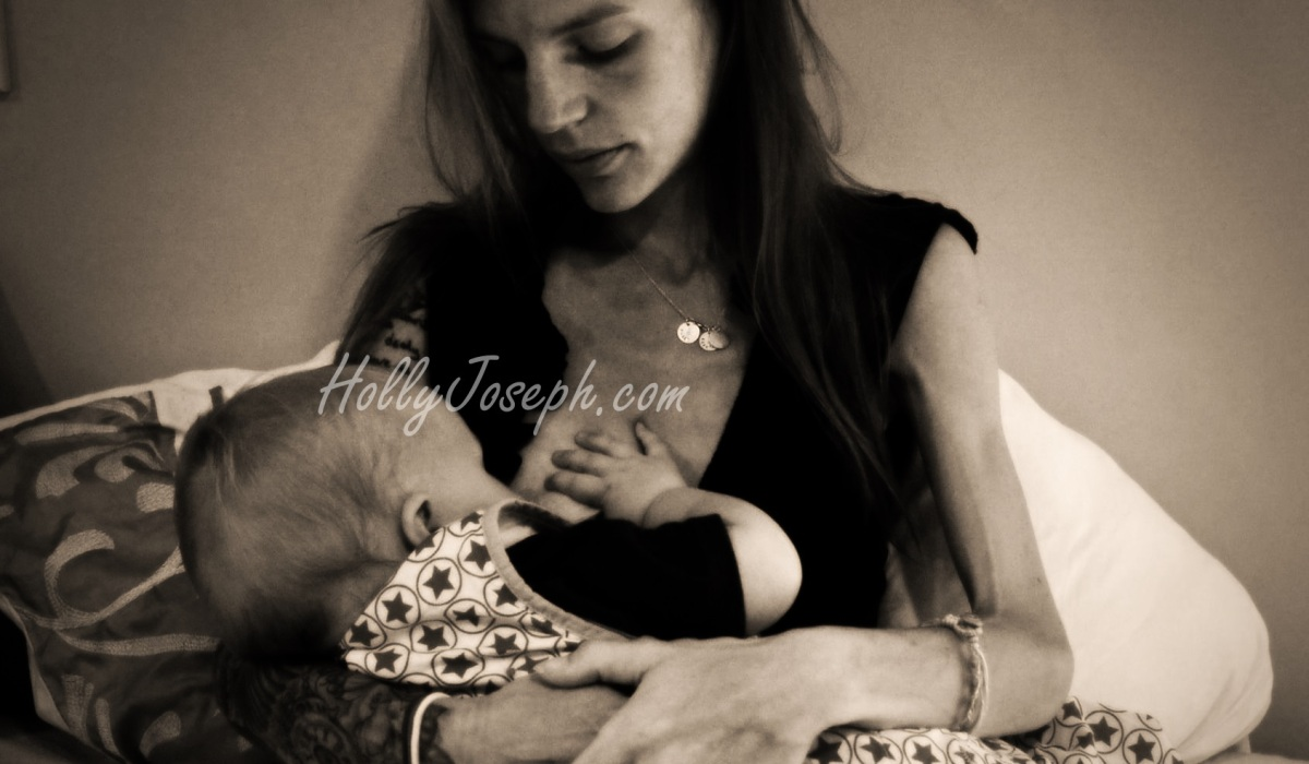 After Years of Pregnancy & Breastfeeding, Who Do You Become?